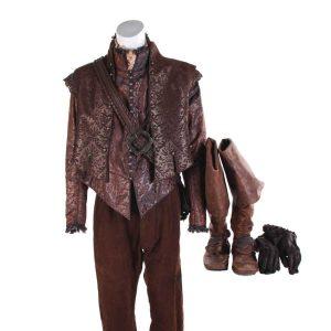 The Three Musketeers (2011) - Porthos Ray Stevenson Costume