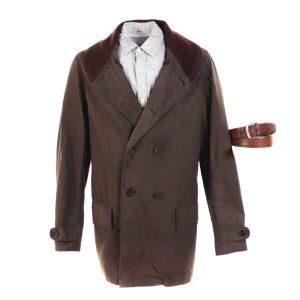 Man In The High Castle (2015-2019) - Wyatt Price Jason O'Mara Coat Shirt & Belt Ep 410