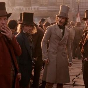 Lot #90 – Gangs of New York (2002) Bill The Butchers Gang #1 Liam Carney  Costume Multiple Scenes