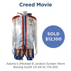 Creed Adonis Boxing Outfit