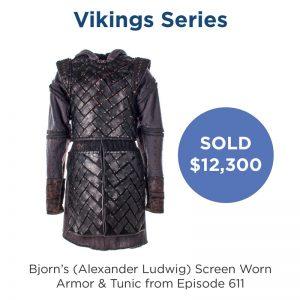 Vikings - Bjorn's Armor from episode 611