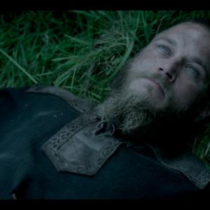 Lot #17 – Vikings Ragnar Travis Fimmel Screen Worn Tunic Ep 304