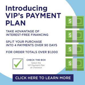 VIP Payment Plan
