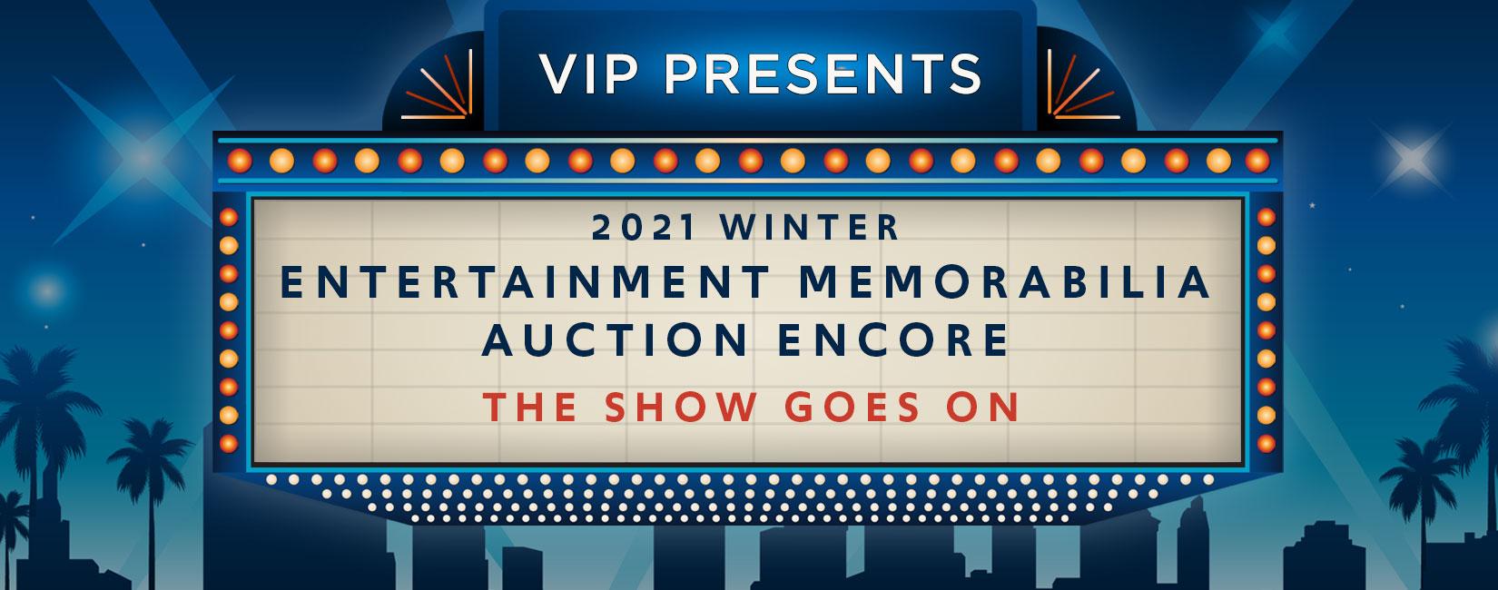 WEMA 2021 Encore Auction Shop
