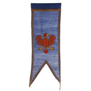 Lot #255 – Vikings (2013-2020) Rollo Clive Standen Screen Used Wall Banner Ss 4