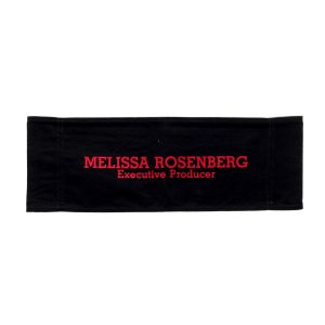 Lot #134 – Red Widow (2013-2013) Melissa Rosenberg Production Used Executive Producer Chairback