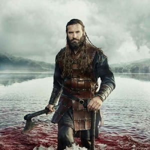Lot #251 – Vikings (2013-2020) Rollo Clive Standen Publicity Axe Ss 3