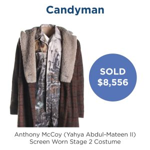 Candyman Stage 2 Costume