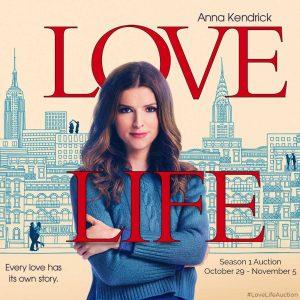 Love Life Season 1 Auction - October 29 - November 5